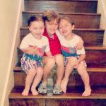 Christina, Logan, Benjamin & Oliver