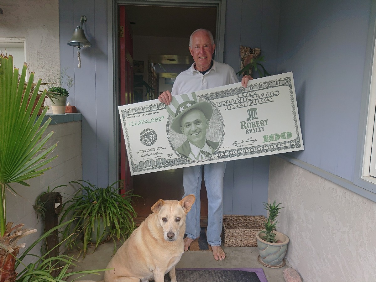 $100 Winner